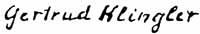 klingler-signatur