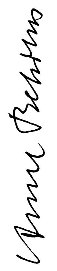 behrens-signatur