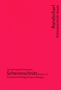 Randscharf_Katalog-Cover