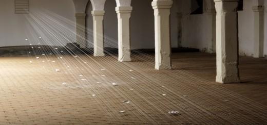 """""""Eva - Zwischen Himmel und Erde"""" 2007, Kunstverein Aichach"""