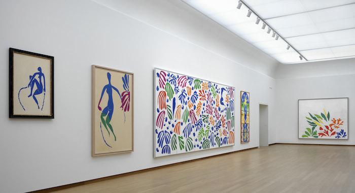 """""""Die Oase von Matisse"""" ist die größte Matisse-Ausstellung in den Niederlanden aller Zeiten (© Succession H. Matisse, c / o Pictoright Amsterdam 2015)"""