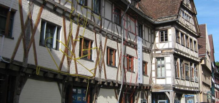 Stadtmuseum Tübingen (Foto: Vux, Wiki Commons)